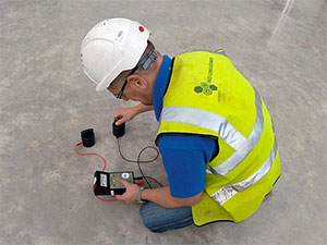 Surface Resistivity / Anti Static Testing